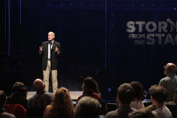 Stories from the Stage